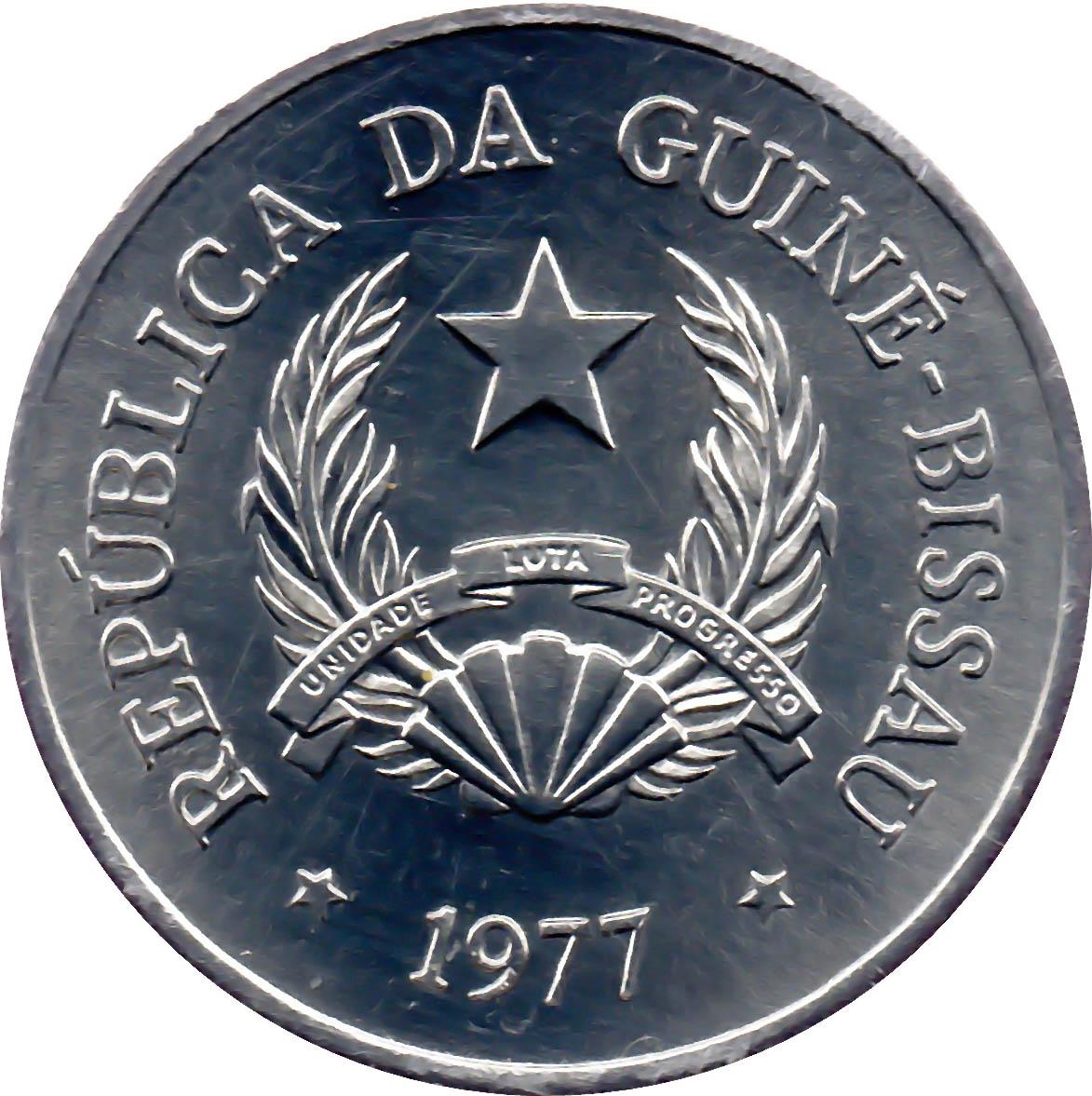 Guinea-Bissau World Coins