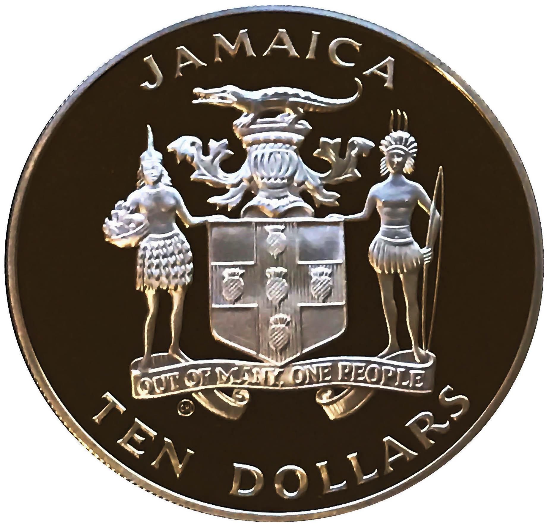 Jamaica World Coins
