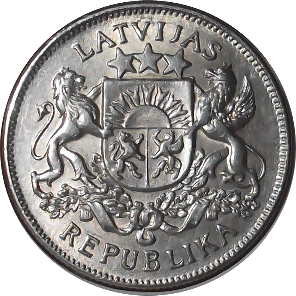 Latvia World Coins
