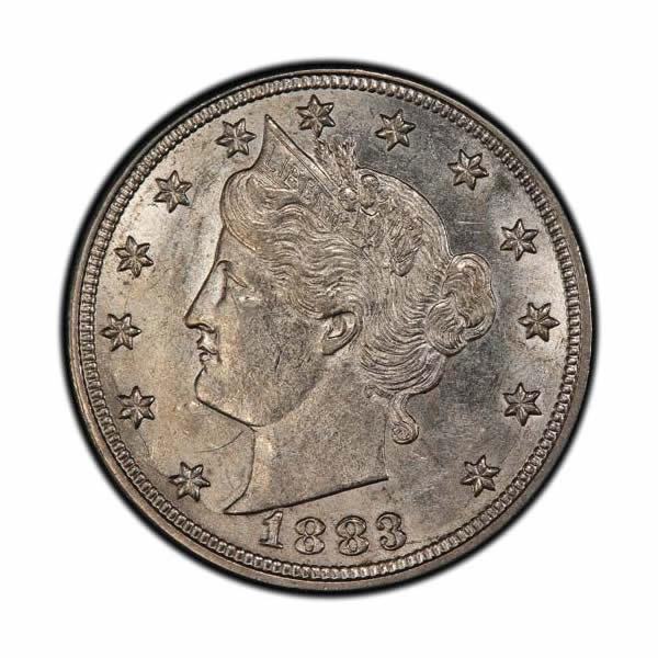 Liberty V Nickels Uncirculated