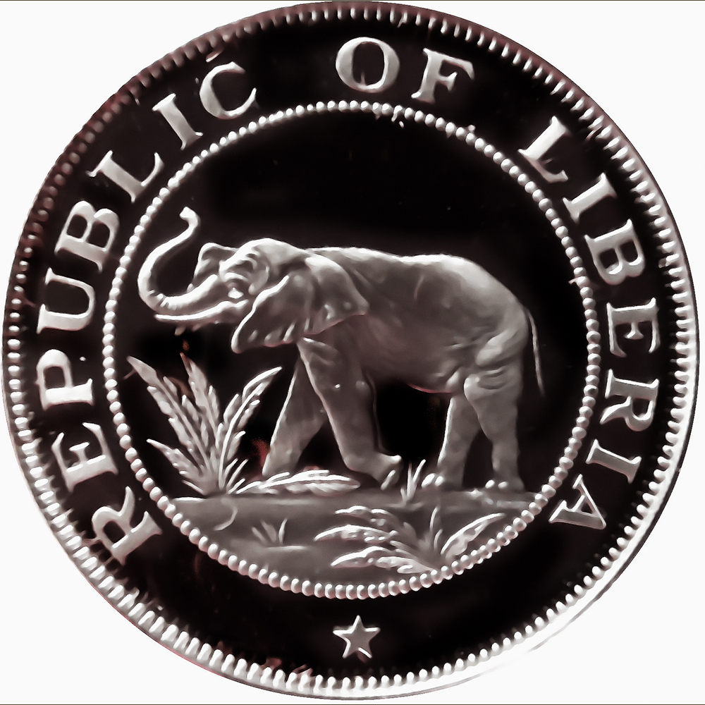 Liberia World Coins