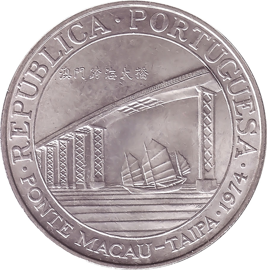 Macao World Coins