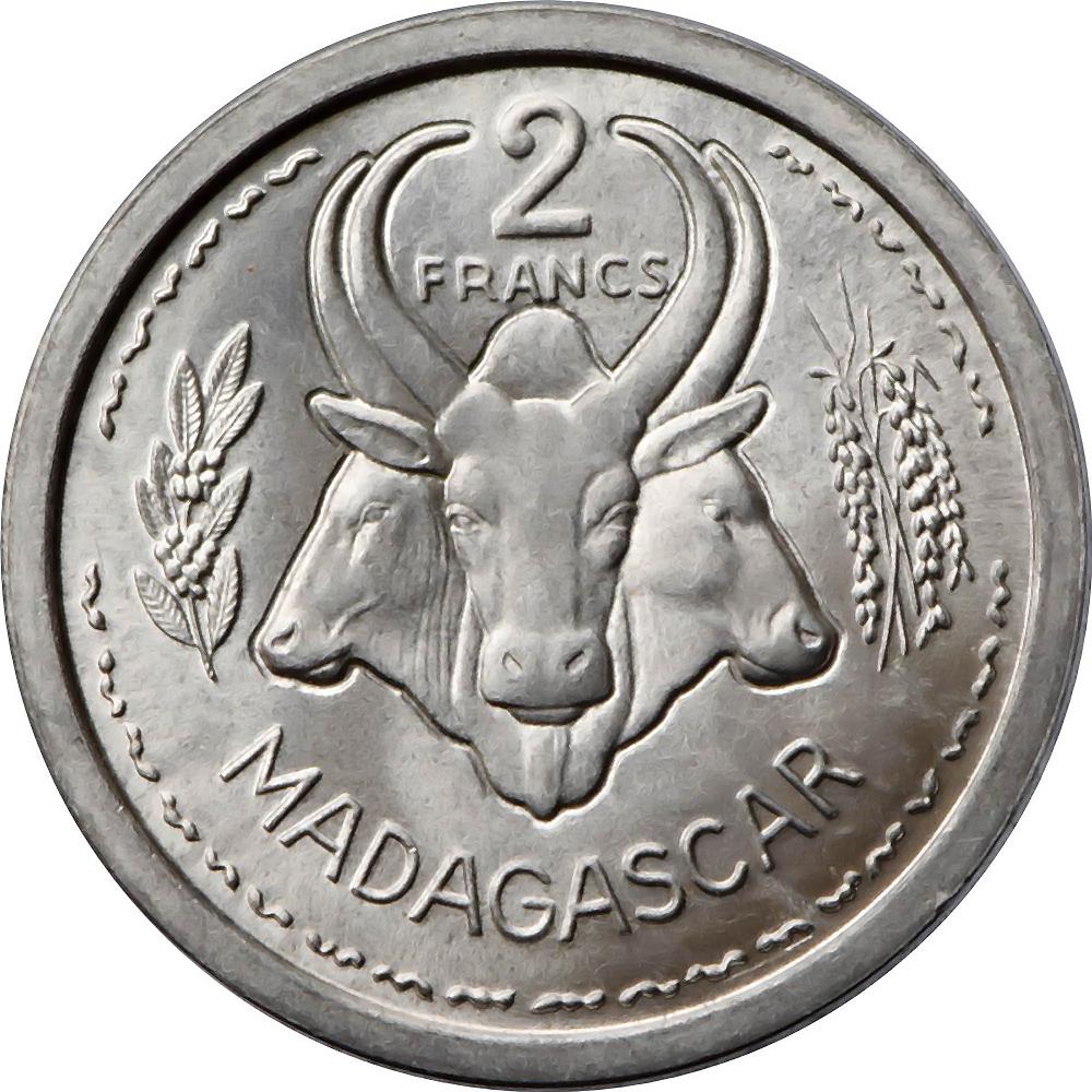 Madagascar World Coins