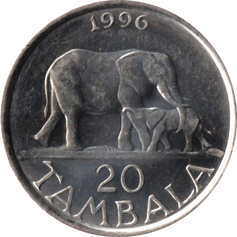 Malawi World Coins