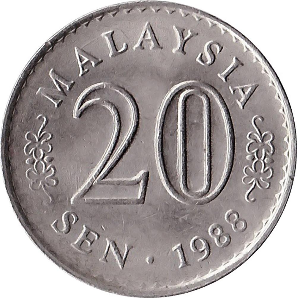 Malaysia World Coins