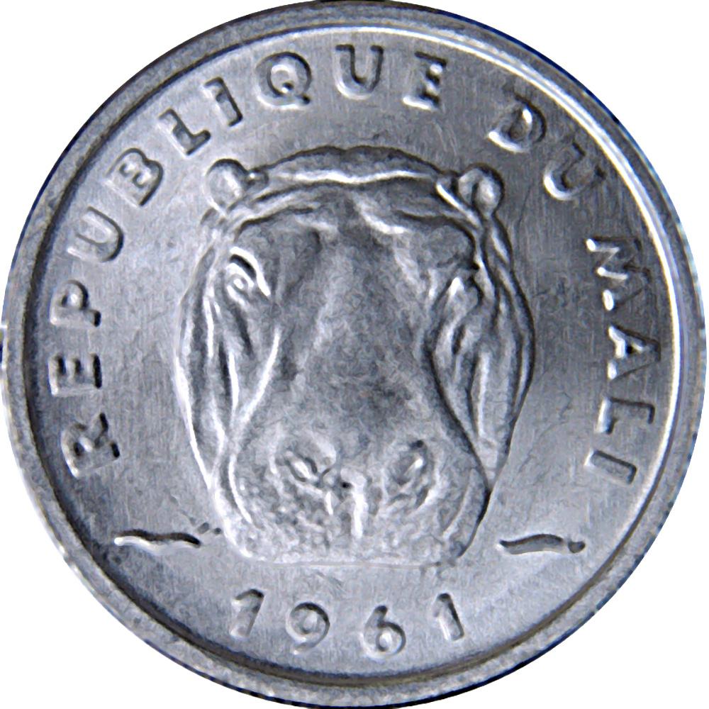 Mali World Coins