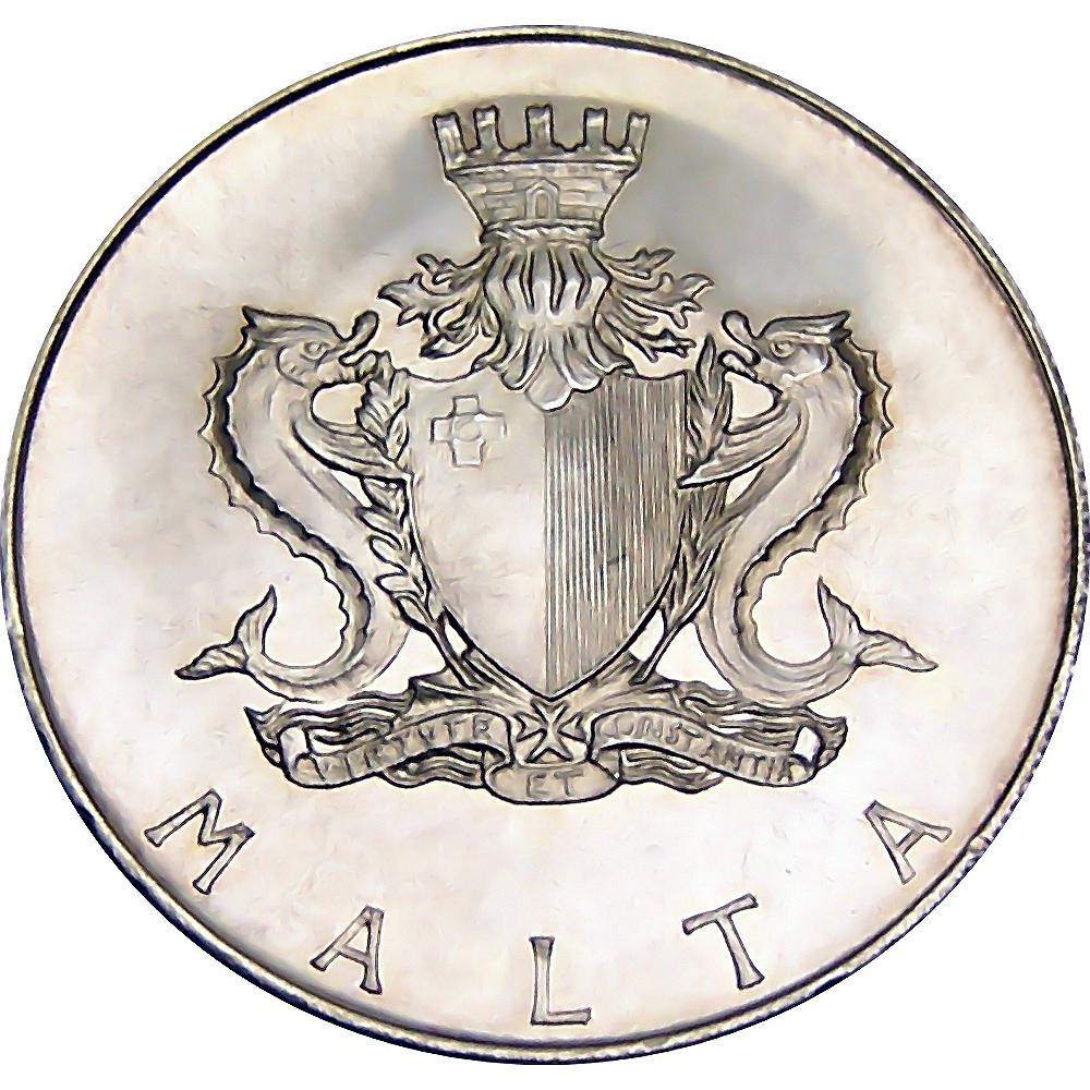 Malta World Coins