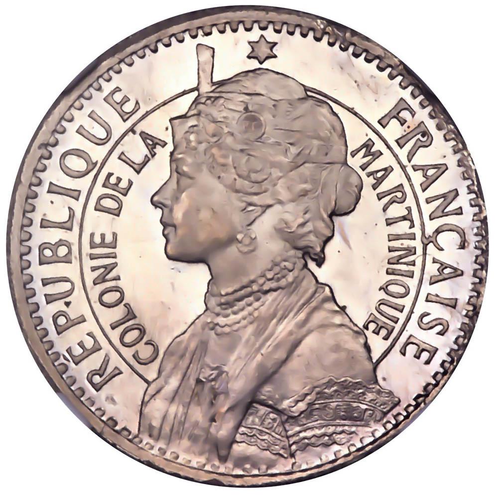 Martinique World Coins