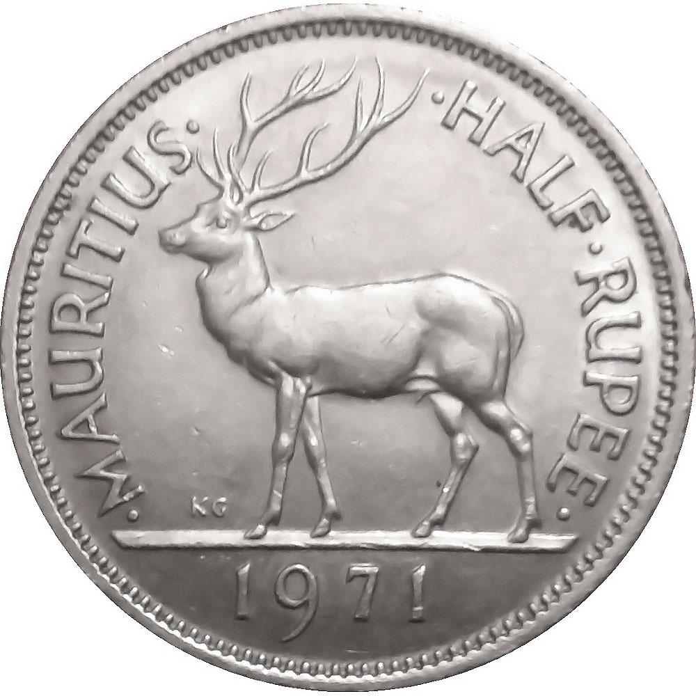 Mauritius World Coins