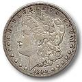Morgan Silver Dollars Very Fine Condition