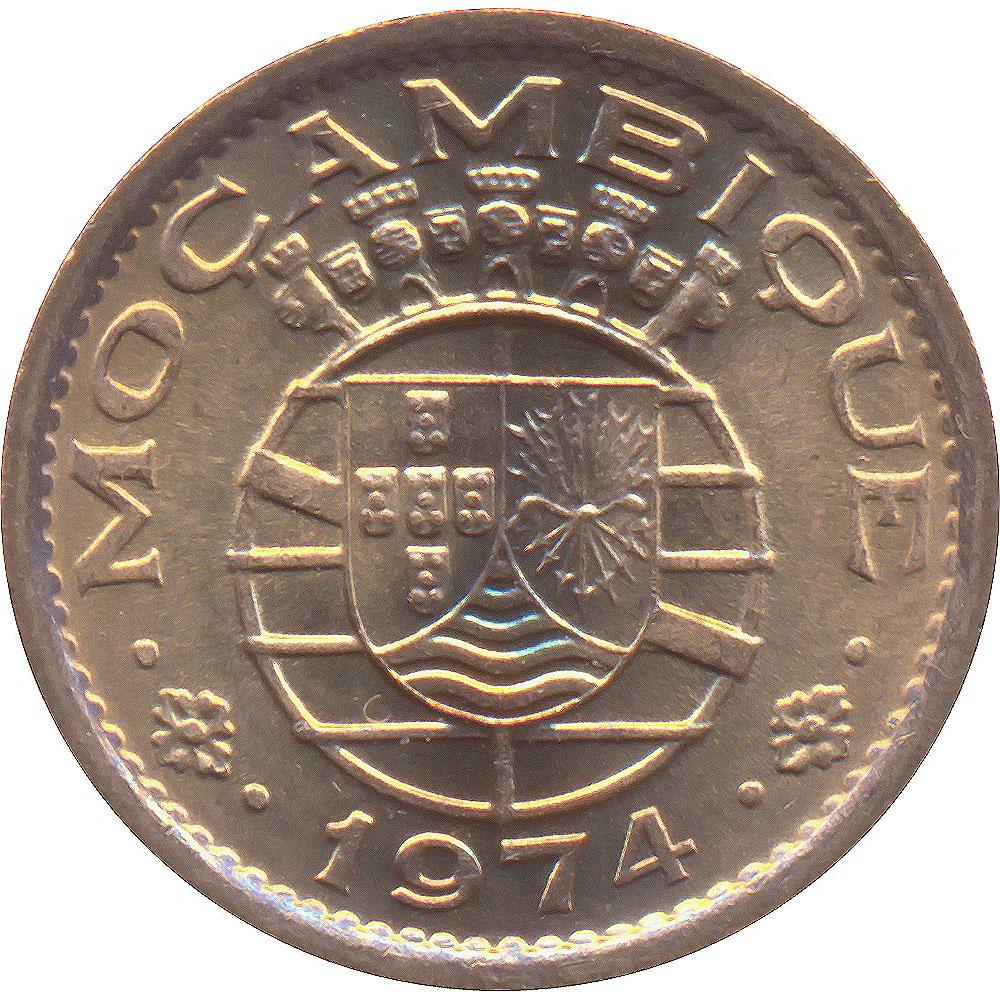 Mozambique World Coins