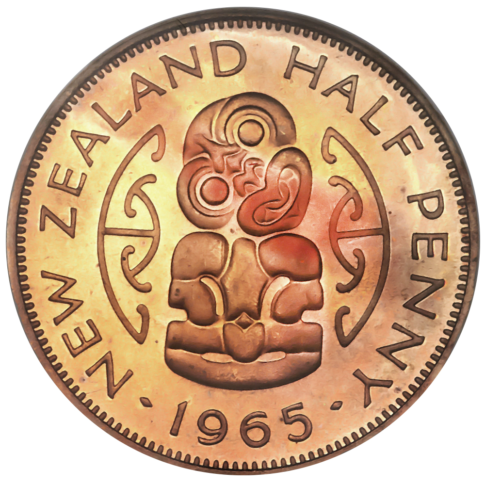 New Zealand World Coins