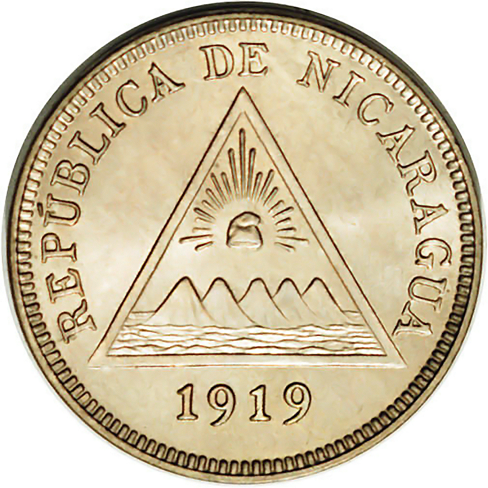 Nicaragua World Coins
