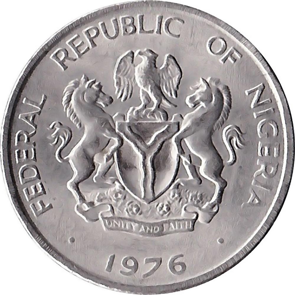 Nigeria World Coins