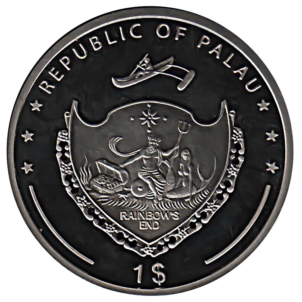 Palau World Coins