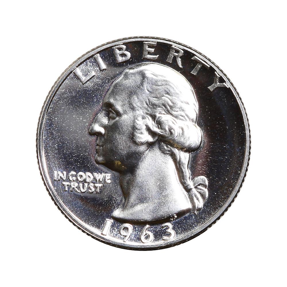 Proof Washington Quarters