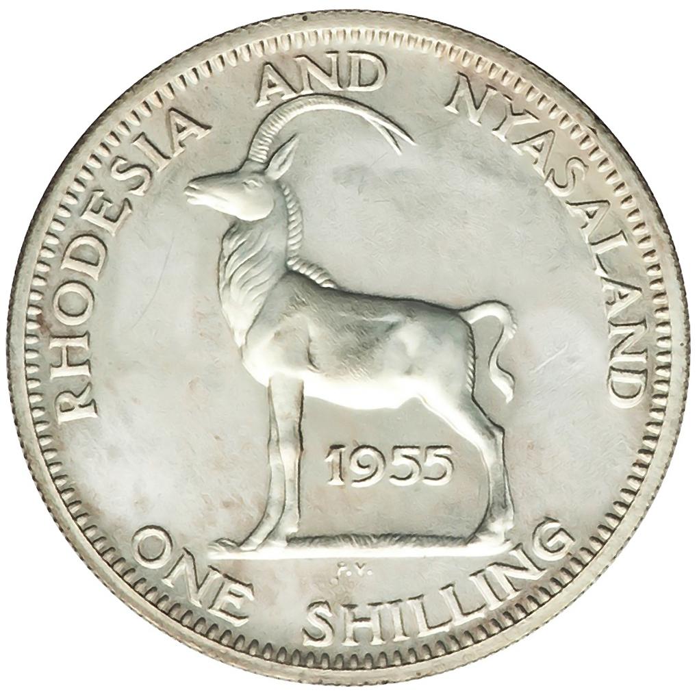Rhodesia World Coins