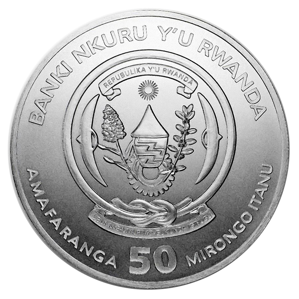 Rwanda World Coins