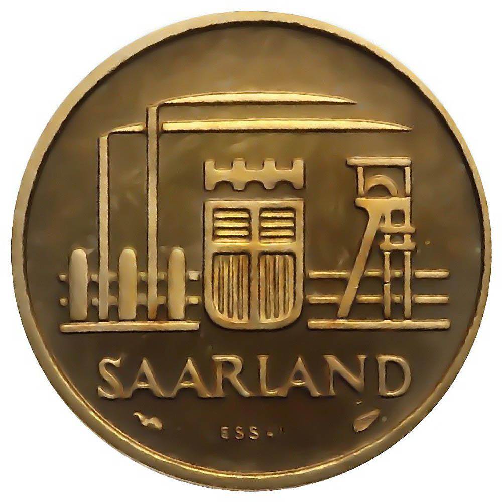 Saarland World Coins