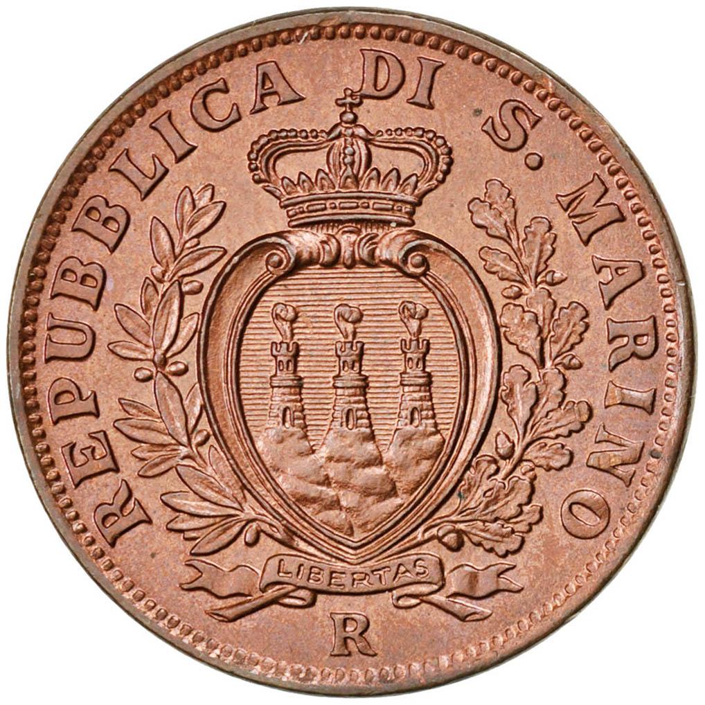 San Marino World Coins