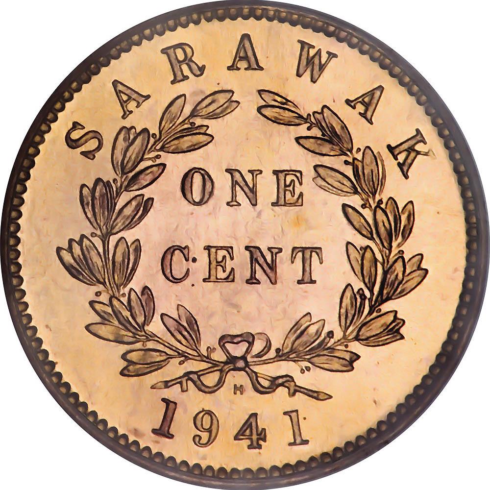 Sarawak World Coins