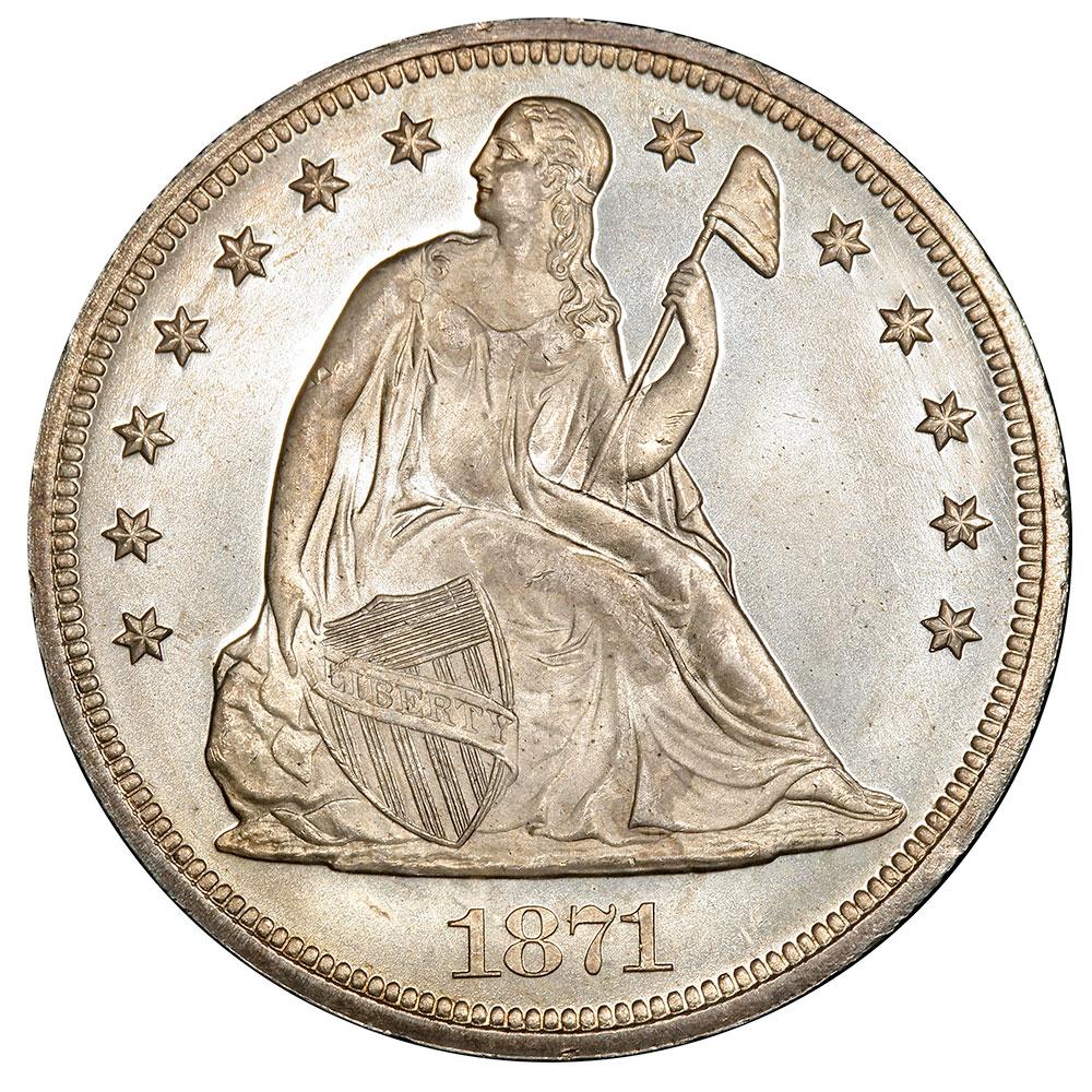 Seated Dollars