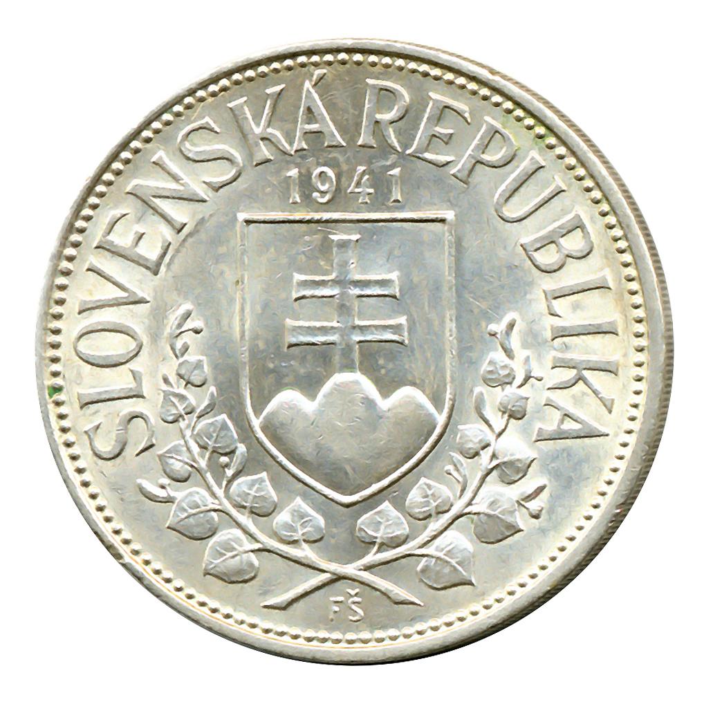 Slovakia World Coins