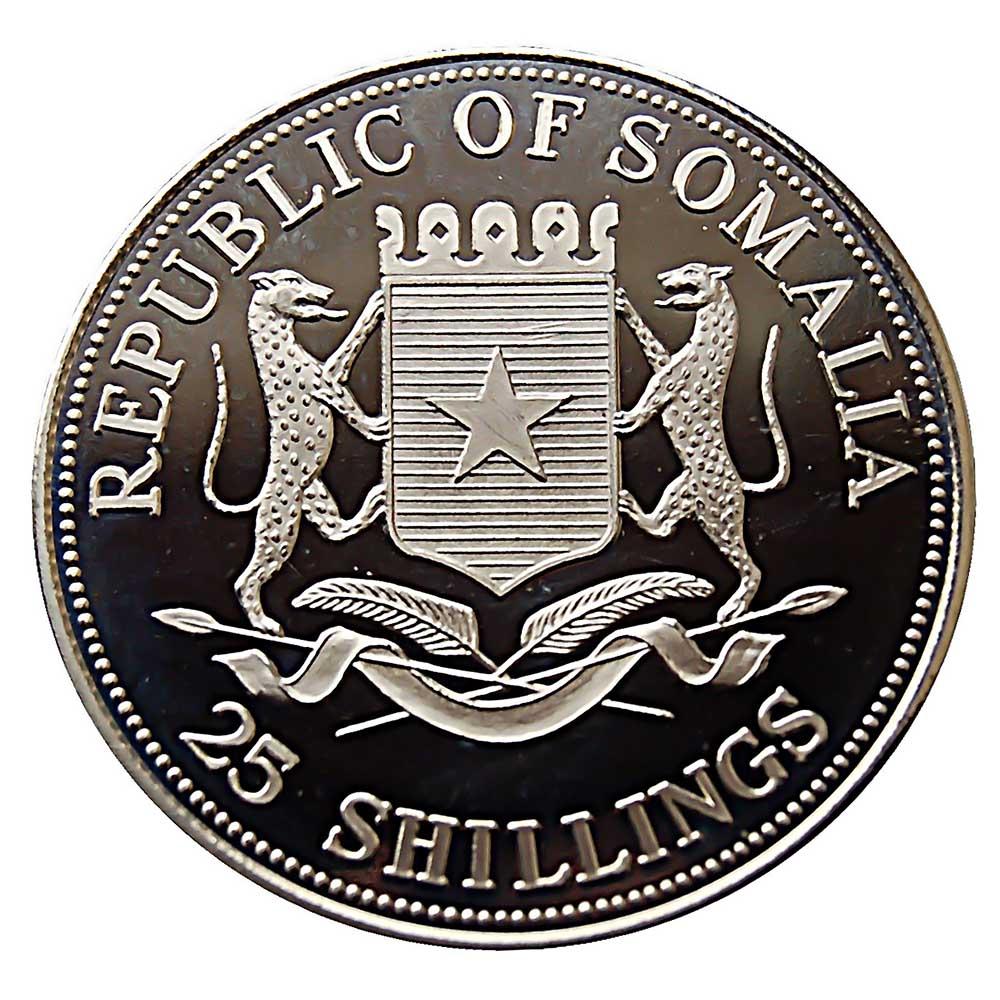 Somalia World Coins