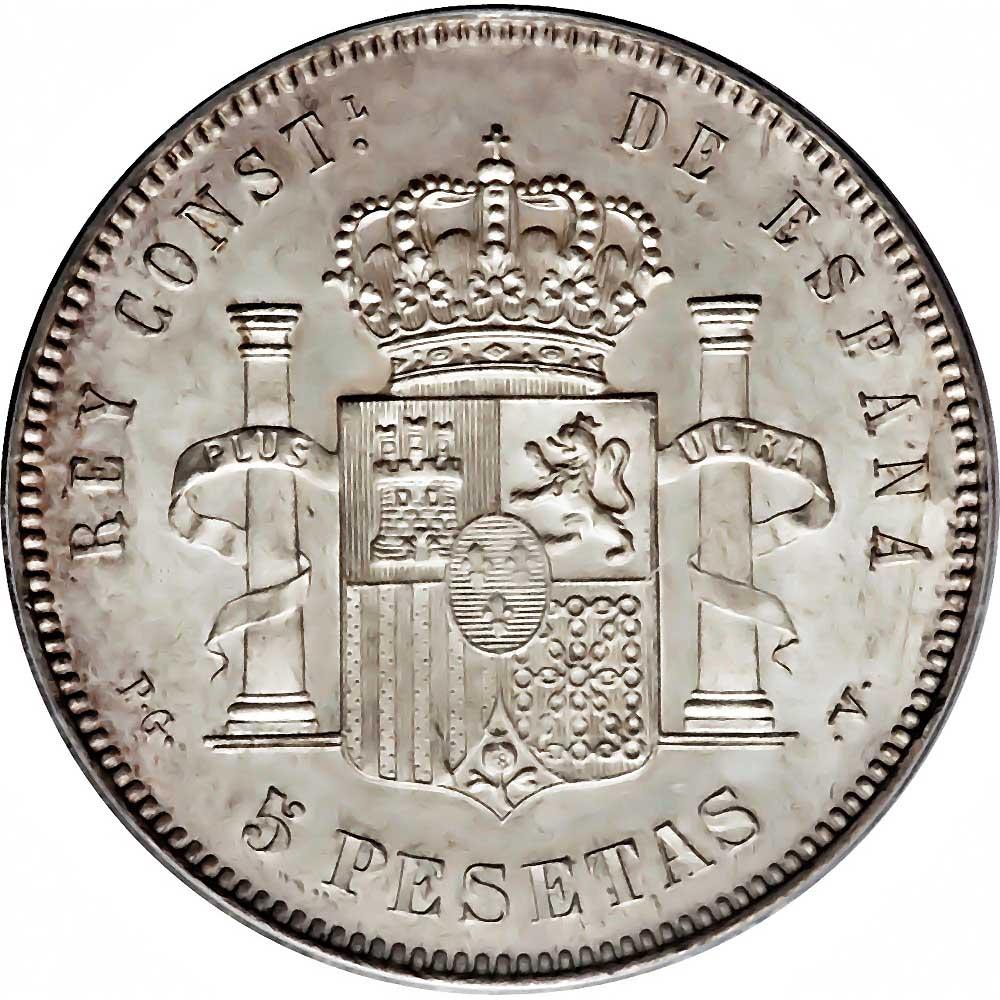 Spain World Coins