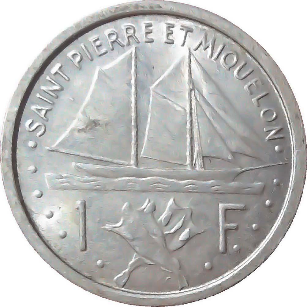 St. Pierre & Miquelon World Coins