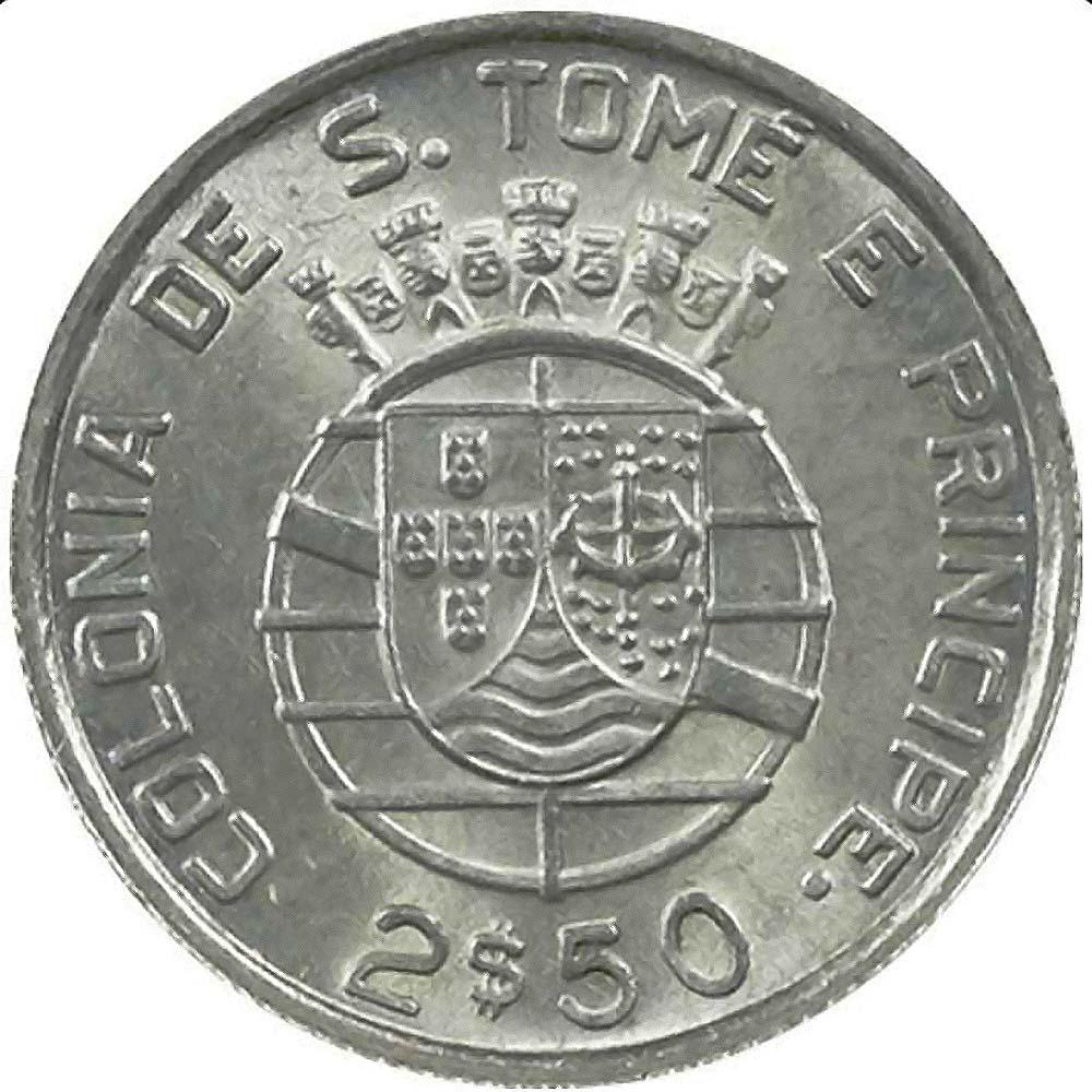 St. Thomas & Prince World Coins