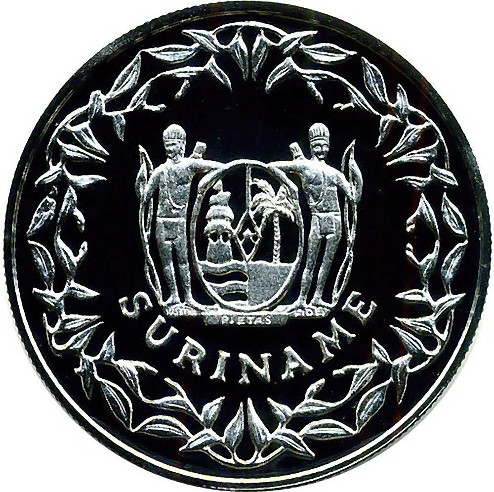 Suriname World Coins