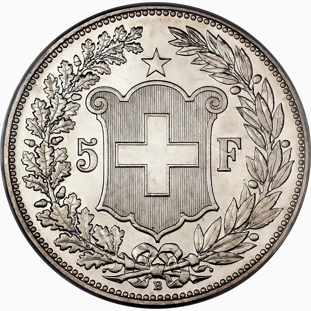 Switzerland World Coins