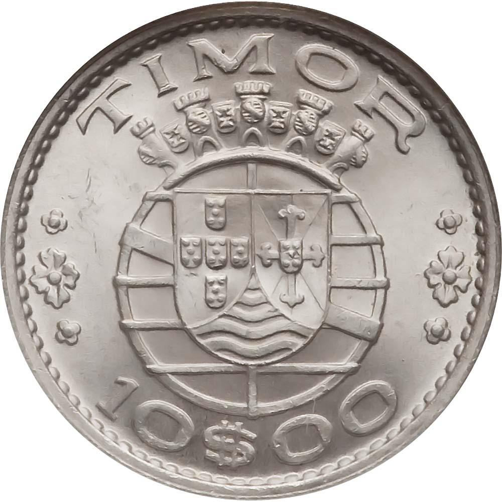 Timor World Coins
