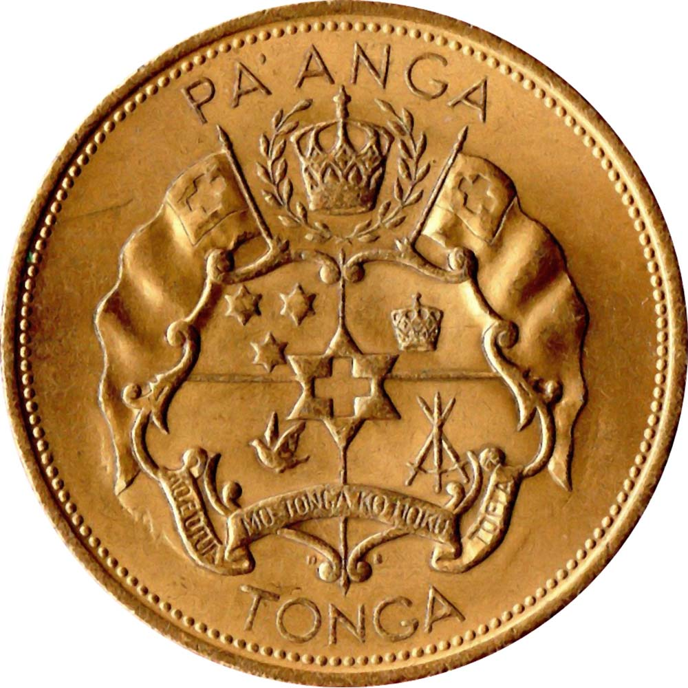 Tonga World Coins