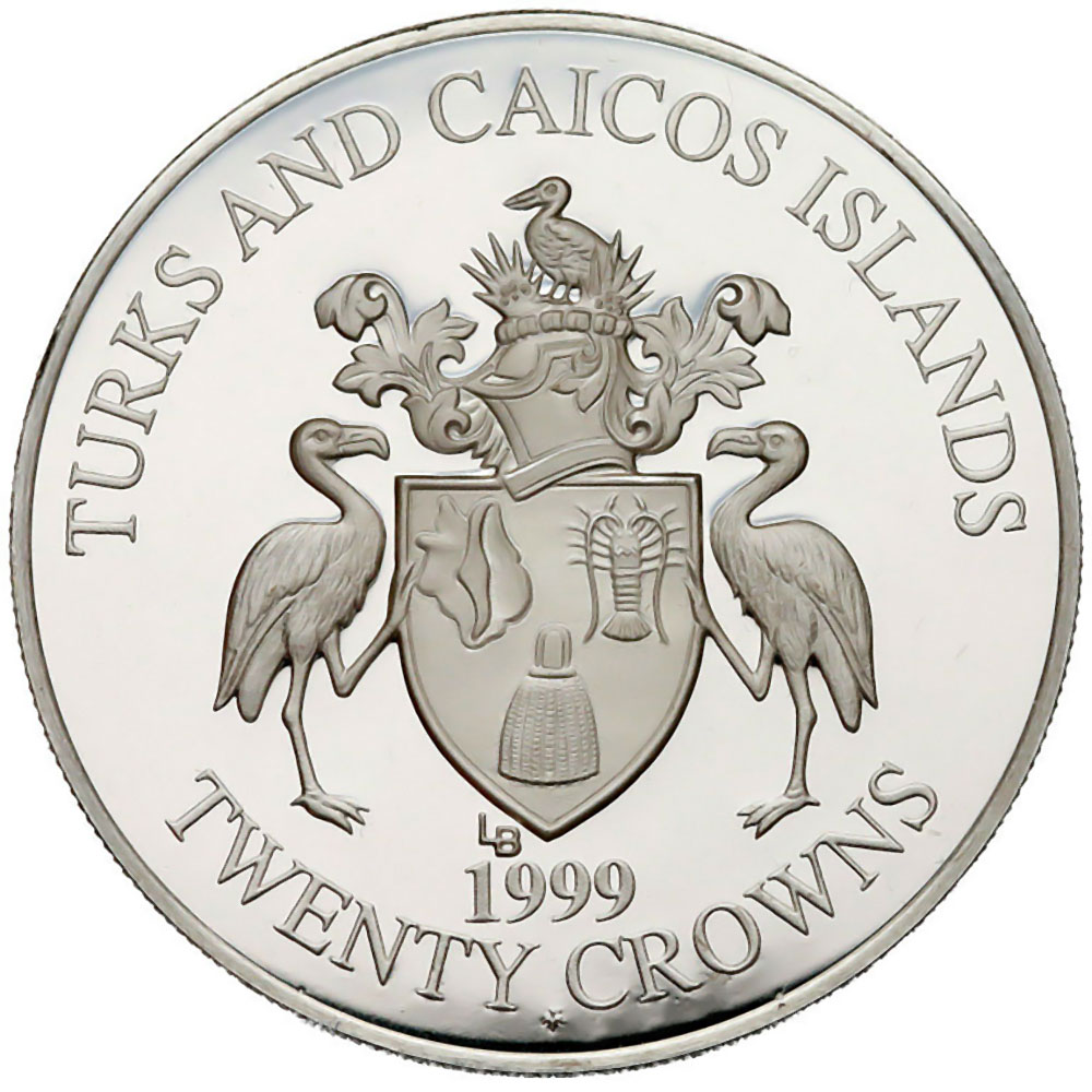 Turks & Caicos World Coins
