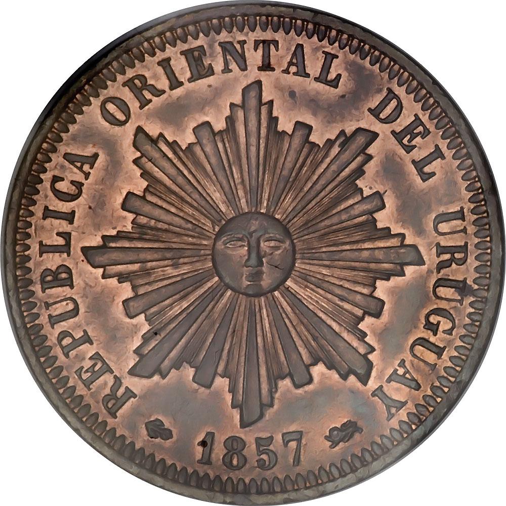 Uruguay World Coins
