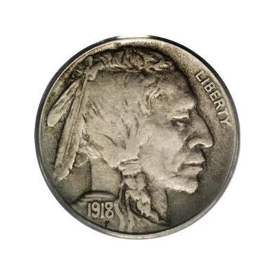 Buffalo Nickels Very Fine Condition