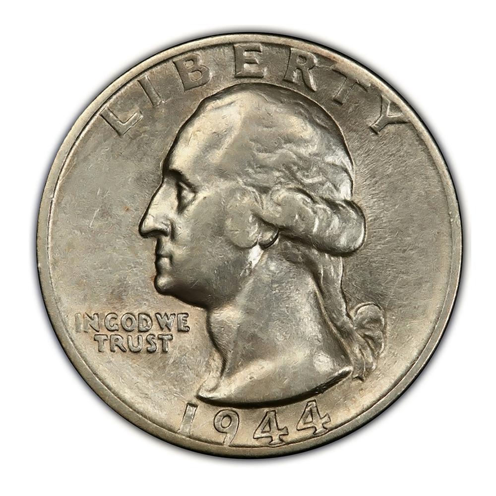 Washington Quarters Extra Fine