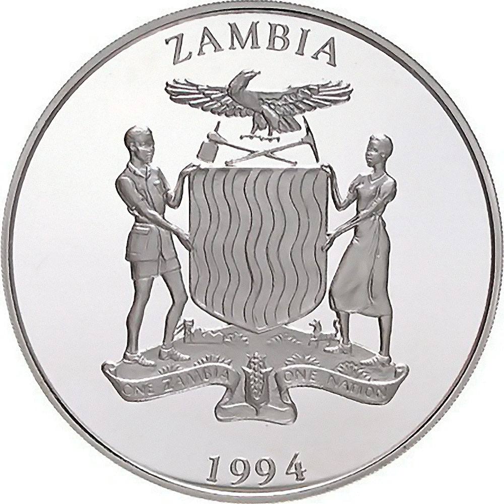 Zambia World Coins