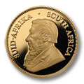 Proof South African Gold Krugerrands