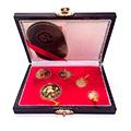 Chinese Gold Panda Sets