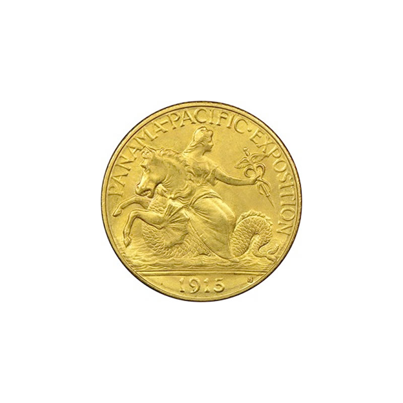 Early Gold Commemoratives