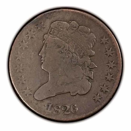 Half Cents Fine