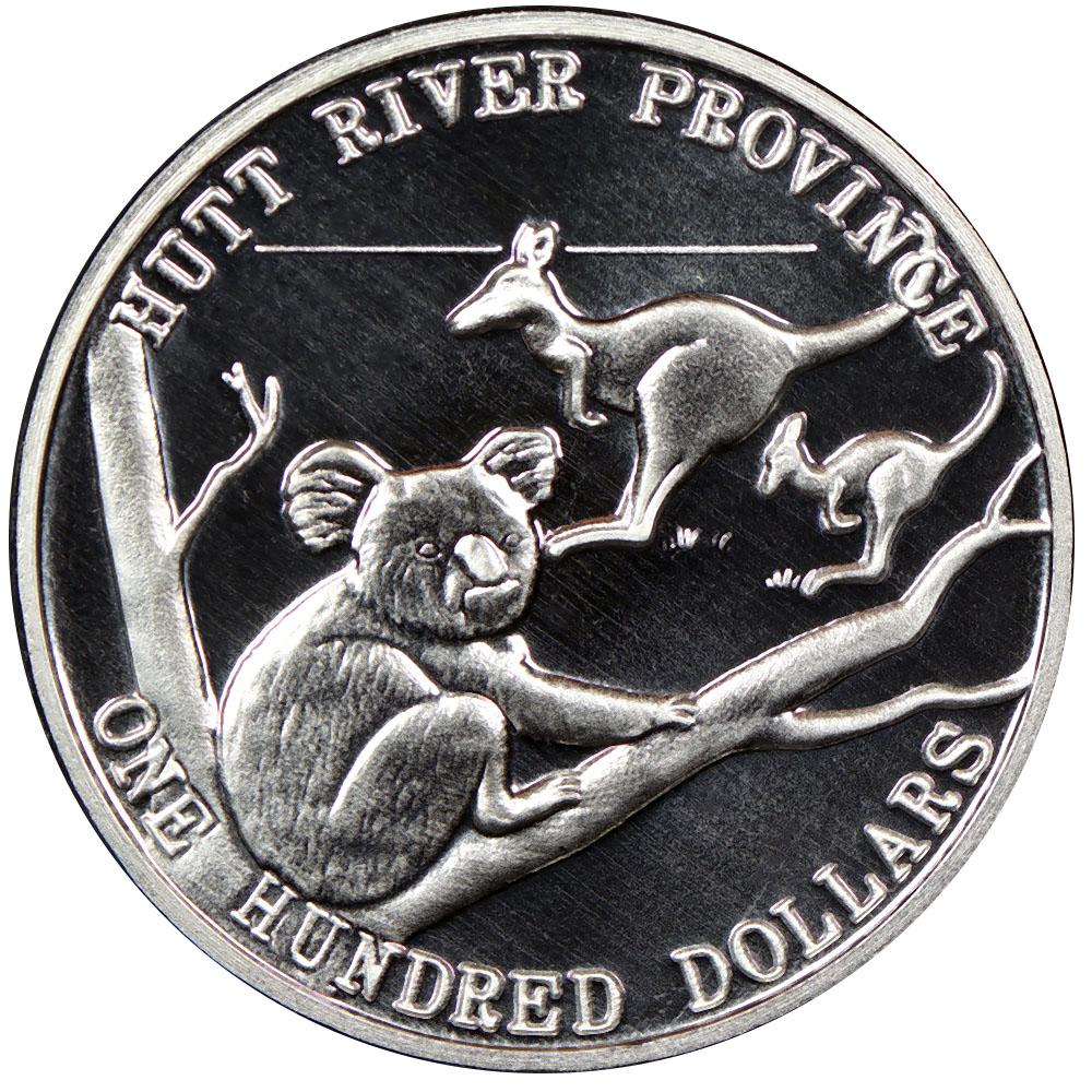 Hutt River Province World Coins