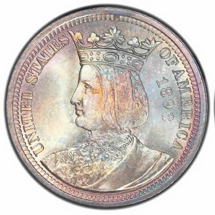 Early Silver Commemoratives