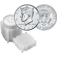 Kennedy Halves Rolls Uncirculated and Proof
