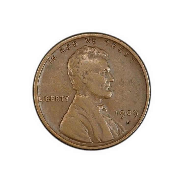 Lincoln Cents Very Fine Condition
