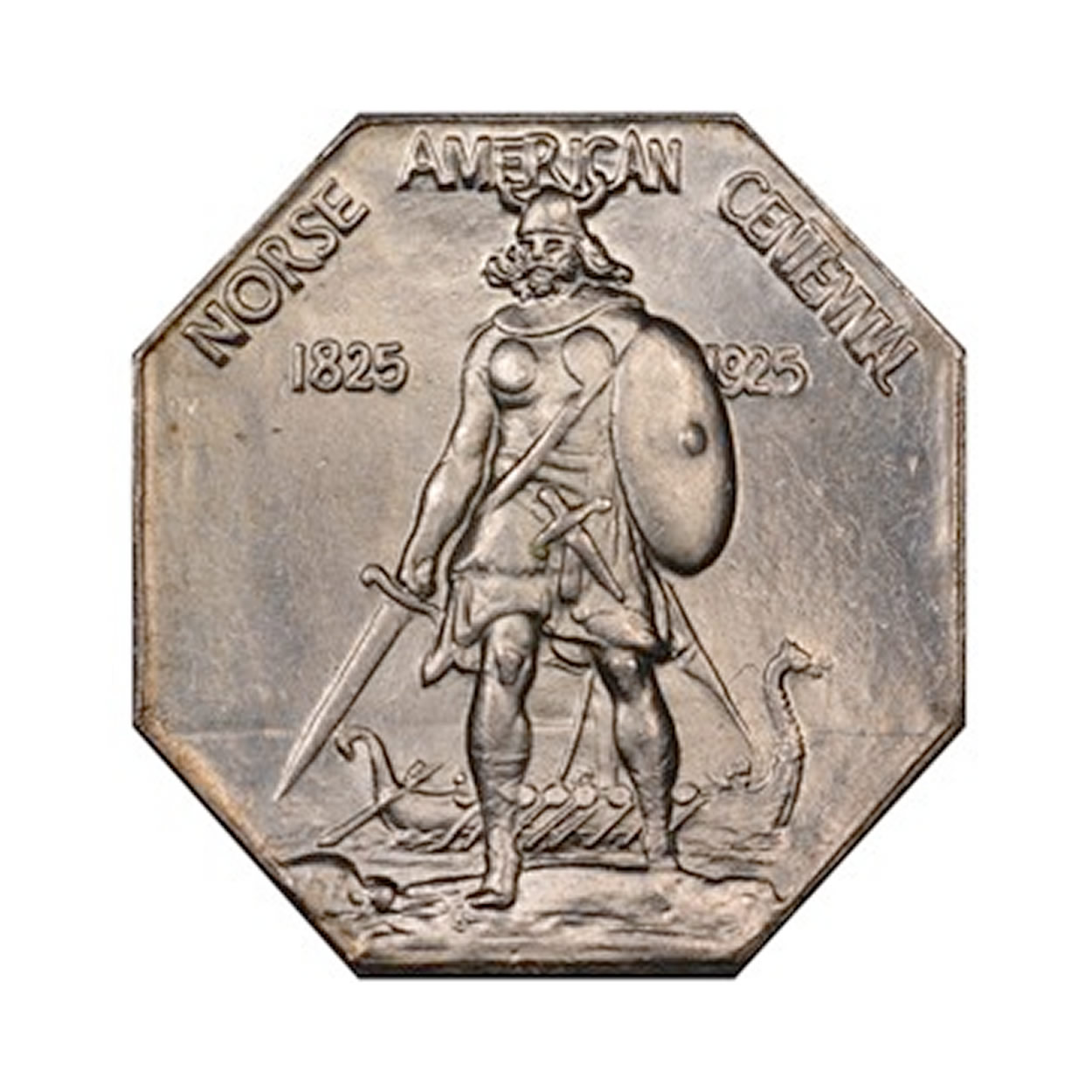 Norse American Medal