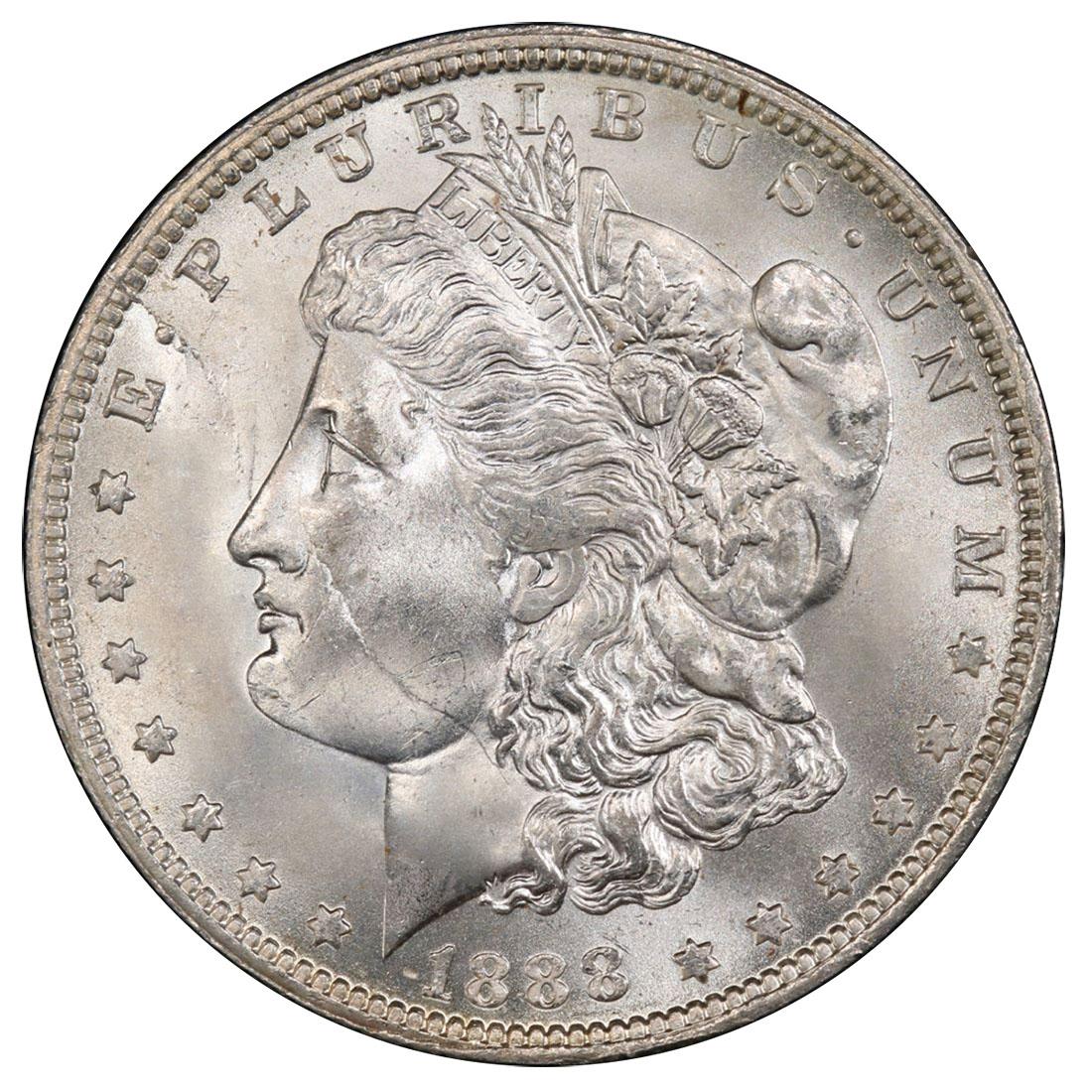 Morgan Dollar Varieties (VAMS)